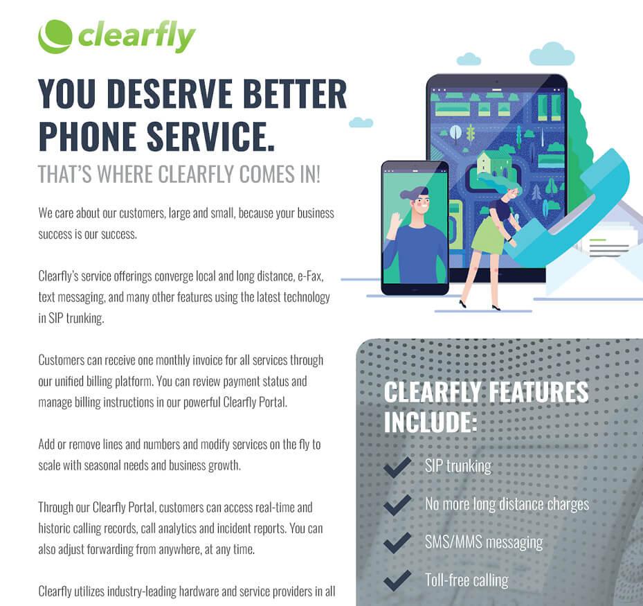 You deserve better phone service